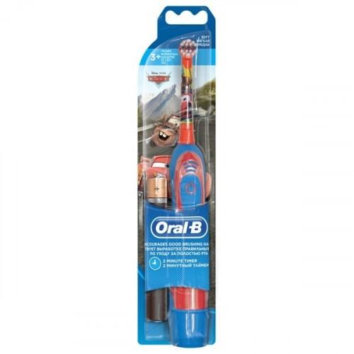 Oral-B Çocuk Cars D2010k ve Disney Prenses Pilli Diş Fırçası