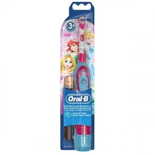Oral-B Pilli Diş Fırçası Çocuk Princess D2010k