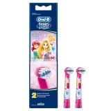 Oral-B Stages Power Diş Fırçası Yedeği 2'li Paket (PRINCESS)
