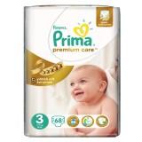 Prima Bebek Bezi Premium Care 3 Beden Midi 68 li