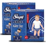 Sleepy Jeans Külot Bez Junior 5 No 24 lü x 2 Adet
